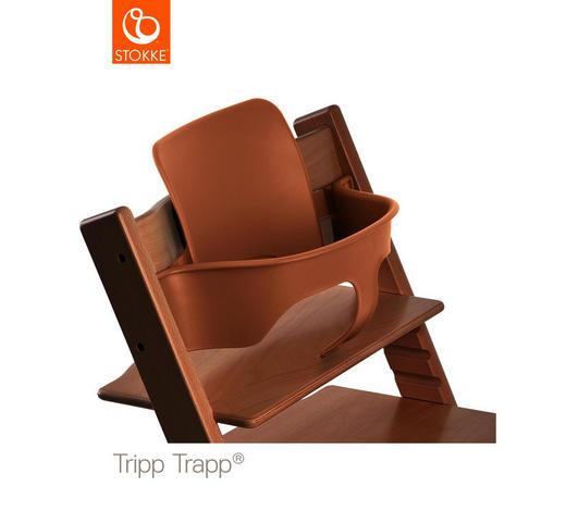 HOCHSTUHLBÜGEL Tripp Trapp   - Dunkelbraun, LIFESTYLE, Kunststoff (43/19/22cm) - Stokke