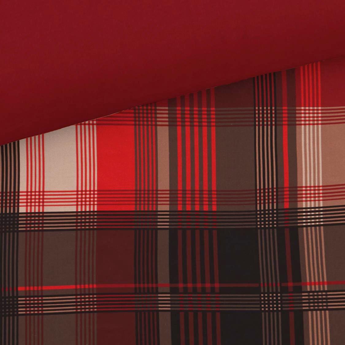 POVLEČENÍ - černá/krémová, Moderní, textil (140/220cm) - LANDSCAPE