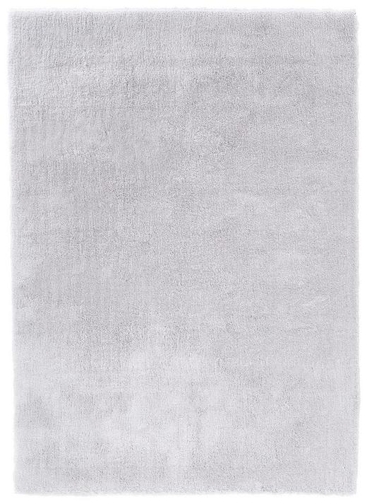HOCHFLORTEPPICH  140/200 cm  getuftet  Silberfarben - Silberfarben, Basics, Textil (140/200cm) - Novel