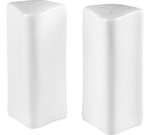 SLÁNKA A PEPŘENKA - bílá, Design, keramika (4/9/12cm) - Ritzenhoff Breker