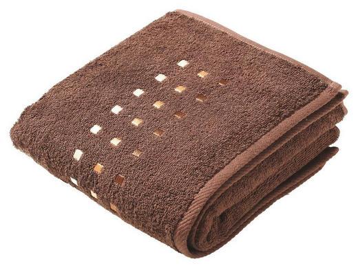HANDTUCH 50/100 cm - Braun, Basics, Textil (50/100cm) - Esposa