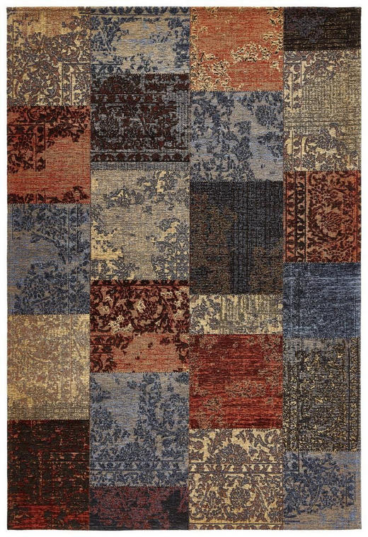 VINTAGE-TEPPICH  155/230 cm  Multicolor - Multicolor, Textil (155/230cm) - Novel
