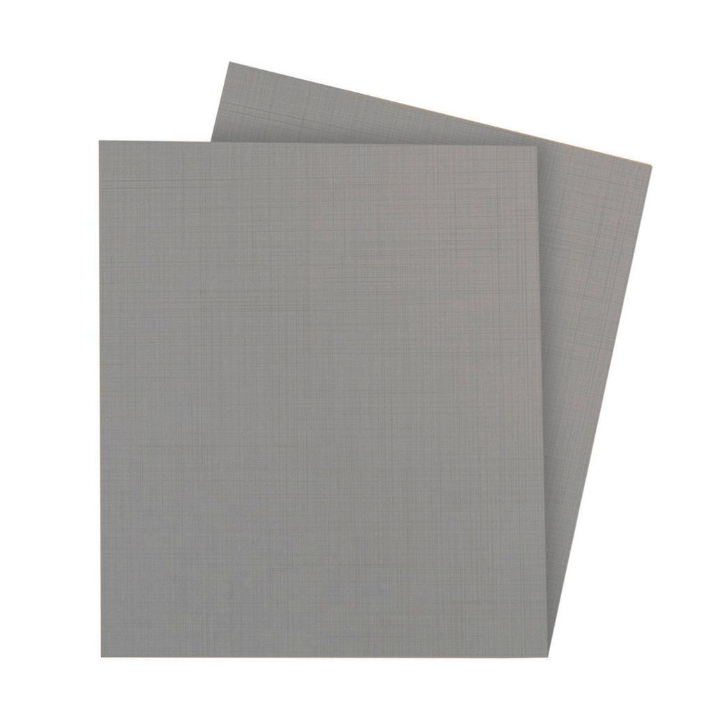 Xora Einlegebodenset 2-teilig grau