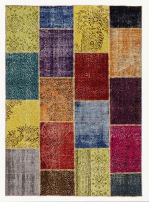 FLACHWEBETEPPICH  120/180 cm  Multicolor - Multicolor, KONVENTIONELL, Textil (120/180cm) - Novel