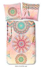 BETTWÄSCHE Satin Multicolor 135/200 cm - Multicolor, Basics, Textil (135/200cm)