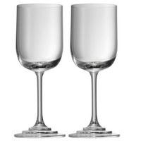 Weißweinglasset 2-teilig - Klar, Basics, Glas (22cm) - WMF