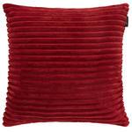KISSENHÜLLE Bordeaux 48/48 cm  - Bordeaux, Basics, Textil (48/48cm) - Novel