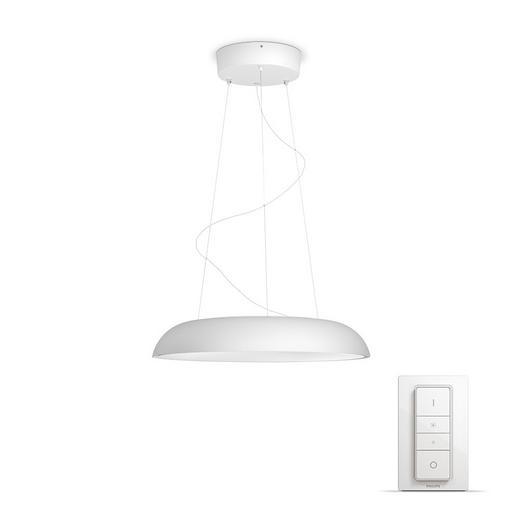 LED-HÄNGELEUCHTE HUE AMAZE - Weiß, KONVENTIONELL, Kunststoff (43,4/140/43,3cm) - Philips