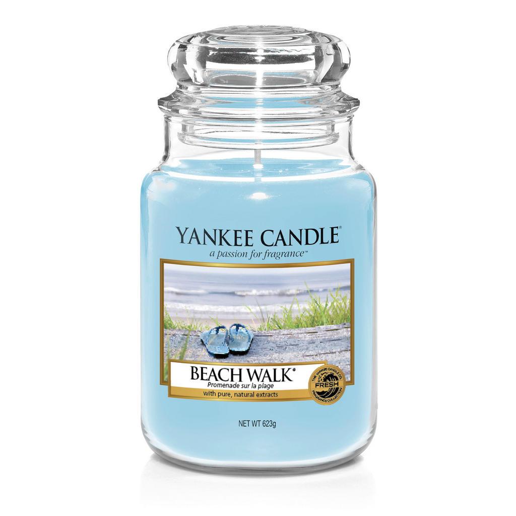 Yankee Candle Duftkerze yankee candle beach walk