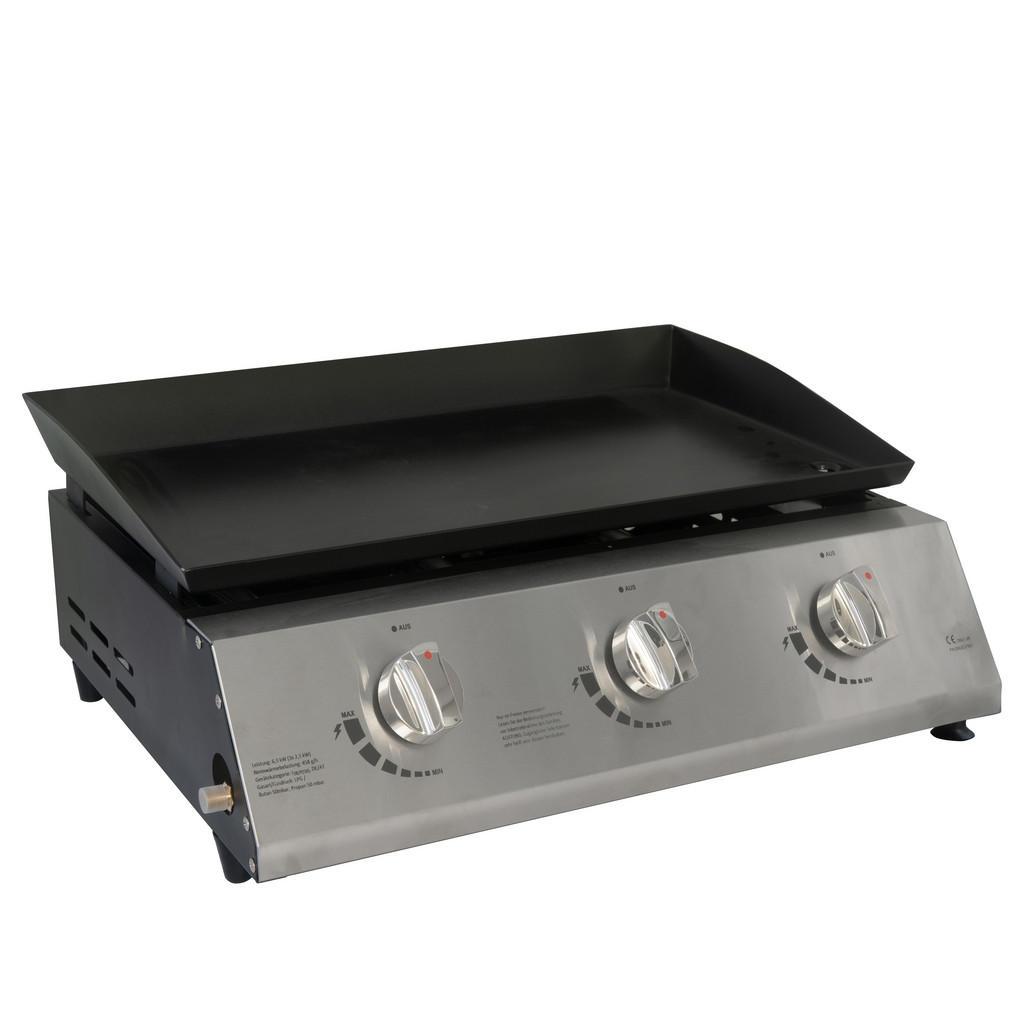 XXXLutz Plancha-grill schwarz
