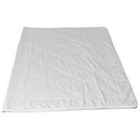 Sommerduvet 160/210 cm  - Weiß, Basics, Naturmaterialien/Textil (160/210cm) - Billerbeck