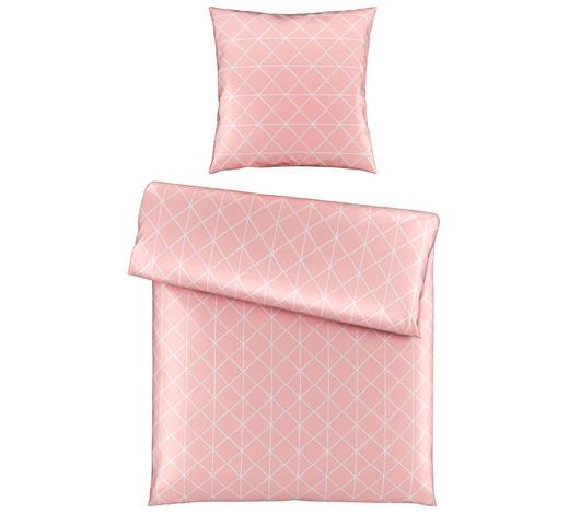 Bettwäsche Satin Rosa 135200 Cm Online Kaufen Xxxlutz