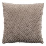 Zierkissen Talisha - Taupe, MODERN, Textil (40/40cm) - Luca Bessoni