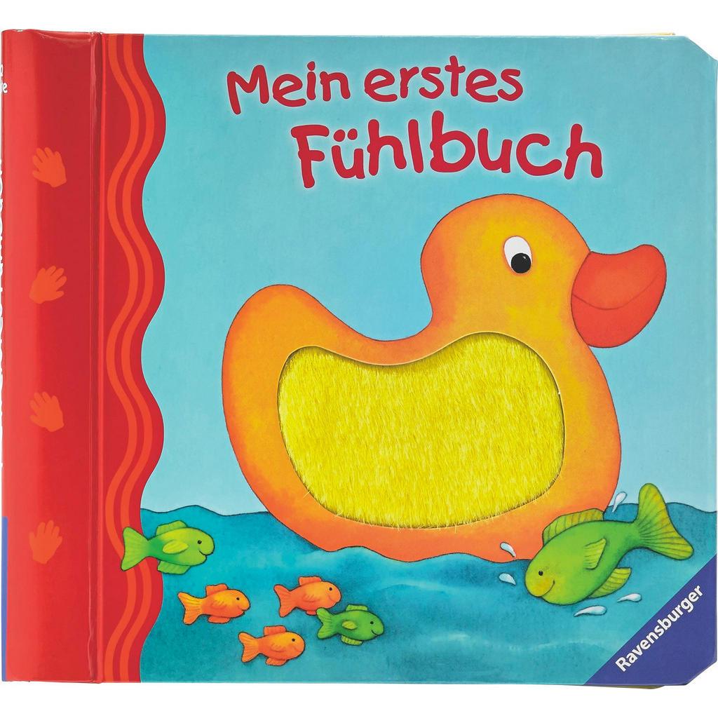 Bilderbuch 'Mein erstes Fühlbuch' von Ravensburger