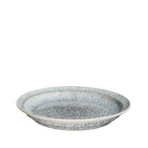 DJUP TALLRIK - vit/grå, Basics, keramik (21,5cm) - Denby