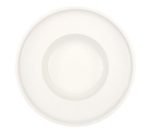 KROŽNIK ZA TESTENINE ARTESANO - bela, Basics, keramika (30cm) - VILLEROY & BOCH