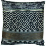 KISSENHÜLLE Anthrazit 49/49 cm  - Anthrazit, Basics, Textil (49/49cm) - Ambiente