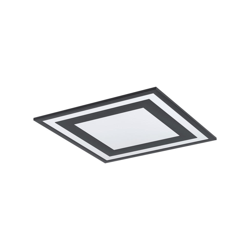 Novel LED PANEL, 44,5/44,5/6 cm - černá, bílá