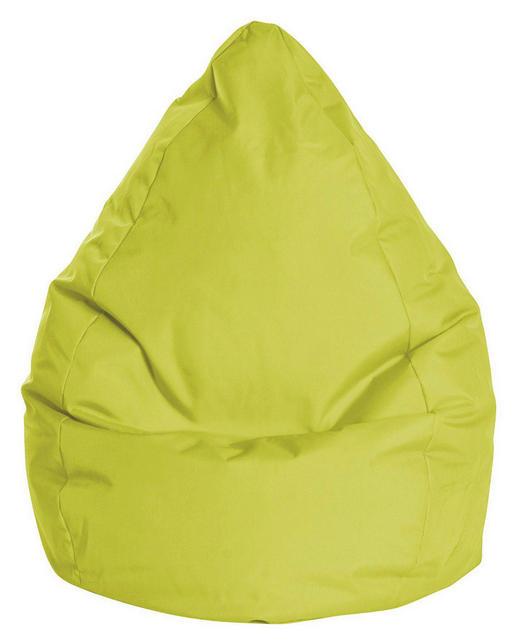 SITZSACK - Grün, Design, Textil (90/70cm) - Carryhome