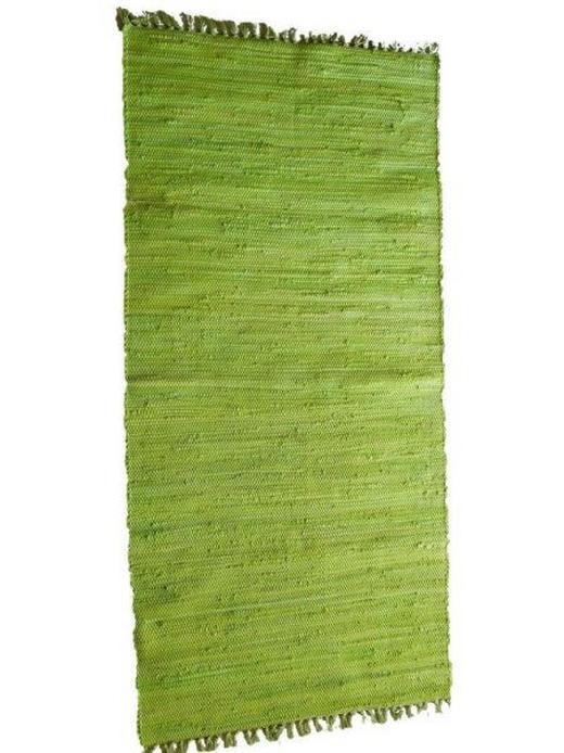 FLECKERLTEPPICH  70/140 cm  Grün - Grün, Textil (70/140cm) - Boxxx