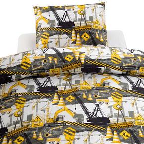 PÅSLAKANSET - vit/antracit, Basics, textil (1,0625kg)