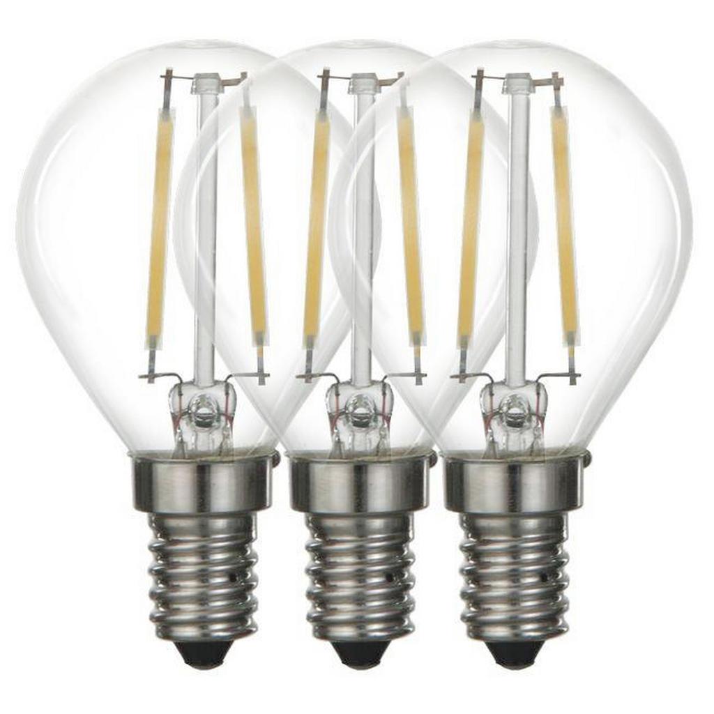 Boxxx LED-LEUCHTMITTEL E14 3,8 W, Weiß