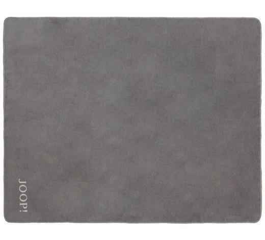 DECKE 150/200 cm - Weiß/Grau, Design, Textil (150/200cm) - Joop!