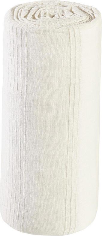 PŘEHOZ - bílá, Basics, textil (220/240cm) - BOXXX