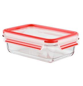 KUTIJA ZA ODRŽAVANJE SVEŽINE - Crvena, Osnovno, Plastika/Staklo (1,3l) - Tefal