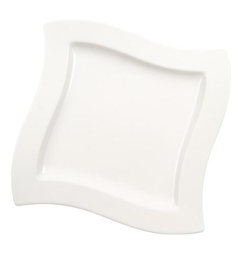 SPEISETELLER Keramik Fine China - Weiß, Basics, Keramik (27/27cm) - Villeroy & Boch