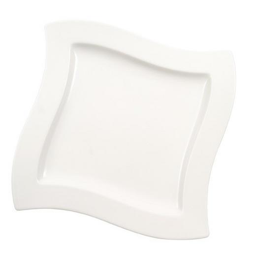 SPEISETELLER Fine China - Weiß, Basics (27/27cm) - VILLEROY & BOCH