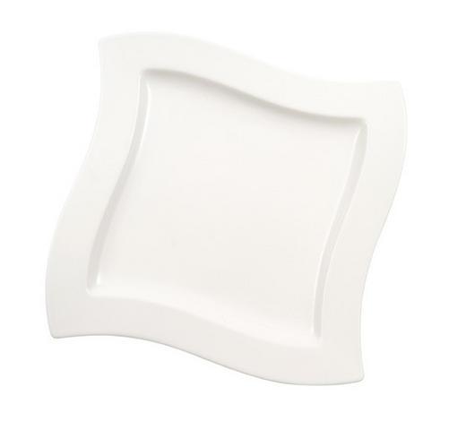 SPEISETELLER 27/27 cm  - Weiß, Design, Keramik (27/27cm) - Villeroy & Boch