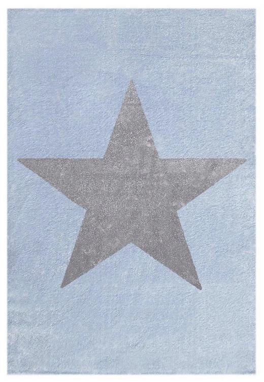 KINDERTEPPICH  100/160 cm  Blau - Blau, Textil (100/160cm)