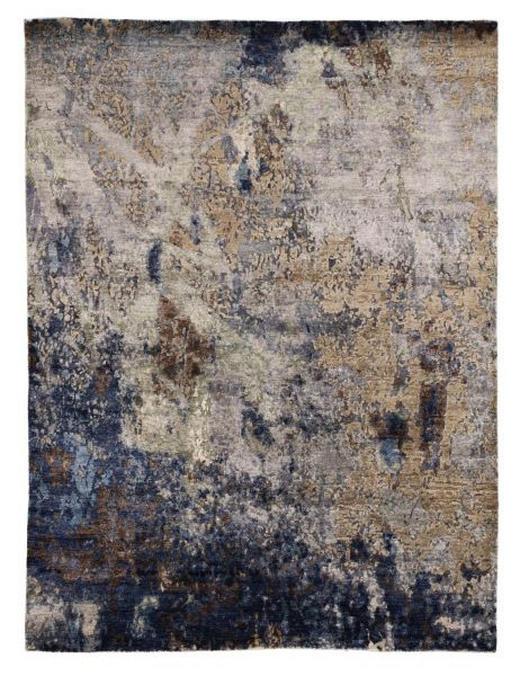 ORIENTTEPPICH  250/300 cm  Blau, Braun - Blau/Braun, Design, Textil (250/300cm) - Esposa