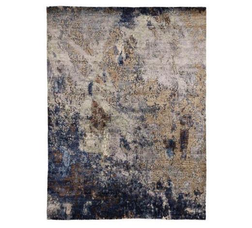 ORIENTTEPPICH  170/240 cm  Blau, Braun   - Blau/Braun, Design, Textil (170/240cm) - Esposa