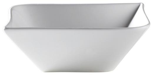 SCHÜSSEL Keramik New Bone China - Weiß, Basics, Keramik (23/23/8cm) - Ritzenhoff Breker