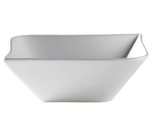 SCHÜSSEL  - Weiß, Design, Keramik (23/23/8cm) - Ritzenhoff Breker