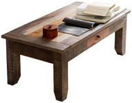 COUCHTISCH in Holz 110/60/45 cm   - Multicolor, LIFESTYLE, Holz (110/60/45cm) - Landscape