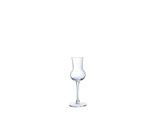 GRAPPAGLAS - Klar/Transparent, Basics, Glas (0,09l) - Homeware