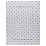 KRABBELDECKE 100/135 cm  - Weiß/Grau, Basics, Textil (100/135cm) - My Baby Lou