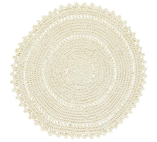 TEPPICH - Creme, LIFESTYLE, Textil (86cm) - Ambia Home