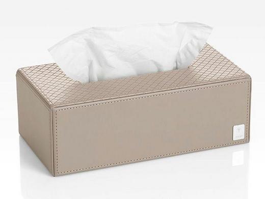 BOX Kunststoff Beige - Beige, Basics, Kunststoff (25/8/12,5cm) - Joop!