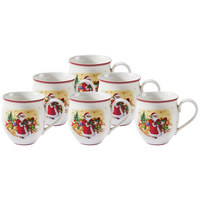 KAFFEEBECHER 340 ml - Multicolor, Design, Keramik (14/11/14cm) - Villeroy & Boch