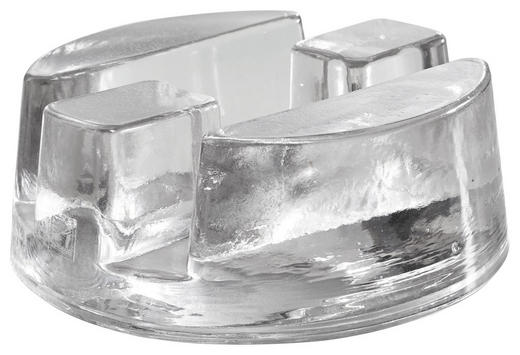 STÖVCHEN - Klar, Basics, Glas (14/5,5/14cm) - Leonardo