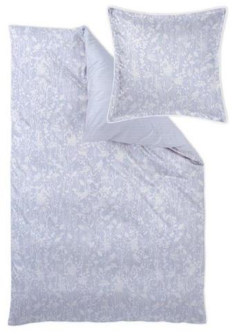 POSTELJINA - plava, Konvencionalno, tekstil (140/200cm) - Curt Bauer