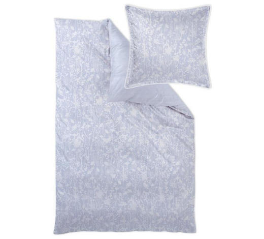 POSTELJINA - plava, Konvencionalno, tekstil (200/200cm) - Curt Bauer