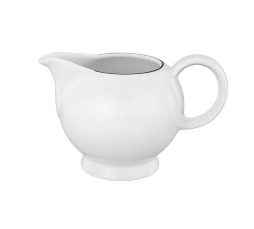 MILCHKÄNNCHEN 230 ml - Weiß, LIFESTYLE, Keramik (10,4/10,4/10,6cm) - Seltmann Weiden
