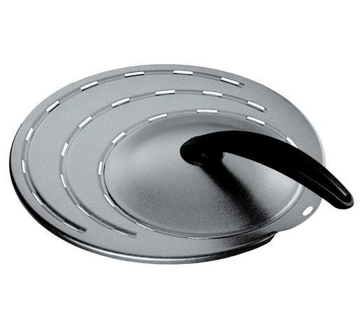 SPRITZSCHUTZ - Edelstahlfarben, Design, Metall (30cm) - WMF