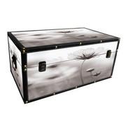 BOX DEKORAČNÍ - Multicolor, Trend, kompozitní dřevo (48,5/28/22cm) - Ambia Home
