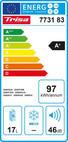 MINIKÜHLSCHRANK - Silberfarben, Basics, Kunststoff (32/28,5/46cm)